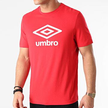 Umbro - Tee Shirt Net Rouge