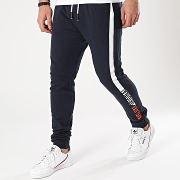 Deeluxe - Pantalon Jogging Dallas Bleu Marine