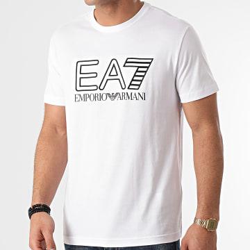 EA7 Emporio Armani - Tee Shirt 3KPT11-PJ02Z Blanc