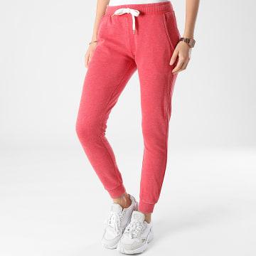Girls Outfit - Pantalon Jogging Femme Joss Rouge