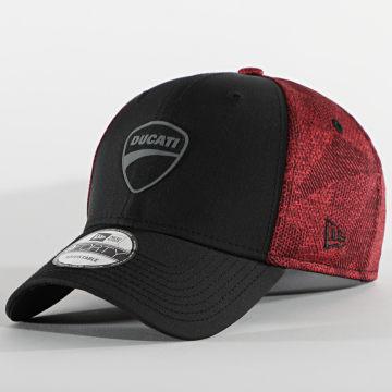 New Era - Casquette 9Forty Ducati 60112762 Noir Bordeaux