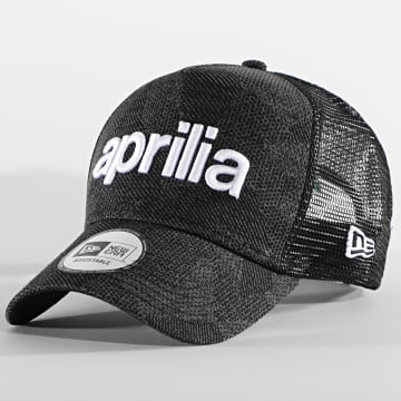 New Era - Casquette Trucker Aprilia Wordmark 60112770 Noir