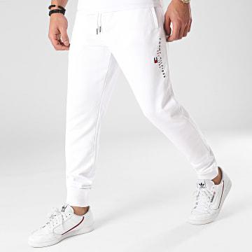 Tommy Hilfiger - Pantalon Jogging Essential 7384 Blanc