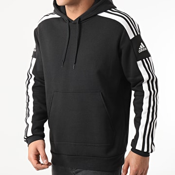 Adidas Performance - Sweat Capuche A Bandes SQ21 GT6634 Noir