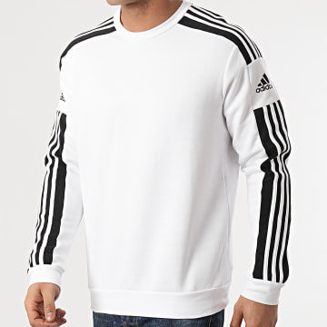 Adidas Performance - Sweat Crewneck A Bandes SQ21 GT6641 Blanc