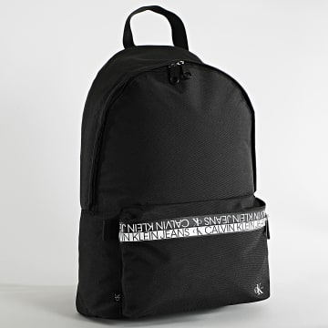 Calvin Klein - Sac A Dos Campus Backpack 6537 Noir