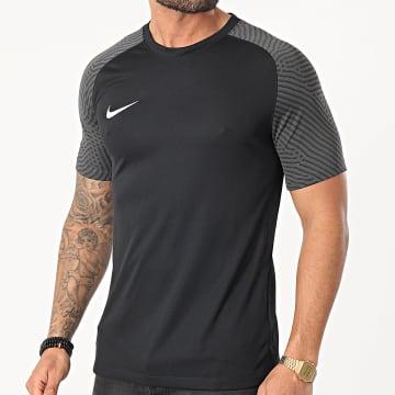 Nike - Tee Shirt De Sport Dynamic Fit Strike II Noir