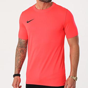 Nike - Tee Shirt De Sport Park VII Rouge Vif
