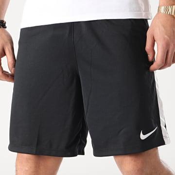 Nike - Short Jogging Knit League II Noir