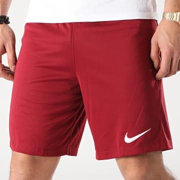 Nike - Short Jogging Park III Bordeaux