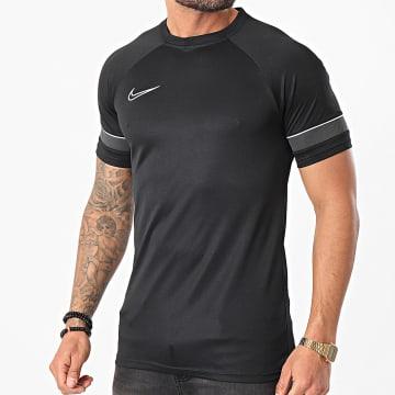 Nike - Tee Shirt De Sport Dry Fit Academy Noir
