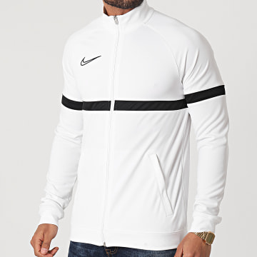 Nike - Veste Zippée Academy 21 Dry Blanc