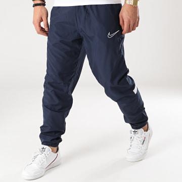 Nike - Pantalon Jogging Academy 21 Bleu Marine