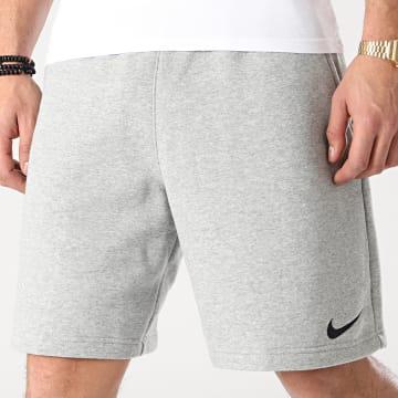 Nike - Short Jogging Fleece Park 20 Gris Chiné