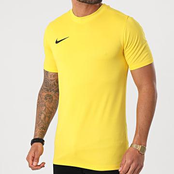 Nike - Tee Shirt De Sport Park VII Jaune