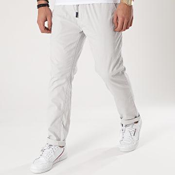 Tommy Jeans - Pantalon Chino Slim Scanton 0125 Gris Clair