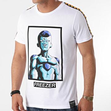 Dragon Ball Z - Tee Shirt A Bandes Freezer Self Chest Blanc