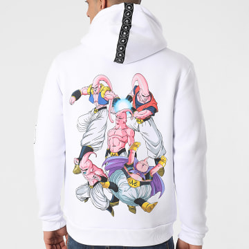 Dragon Ball Z - Sweat Capuche Buu 2021 Blanc