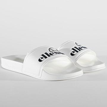 Ellesse - Claquettes Femme Filipo 800010-50 Blanc