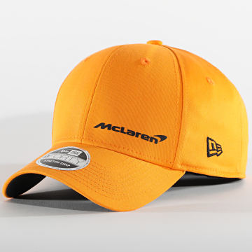 New Era - Casquette 9Forty McLaren Essential 60137337 Orange