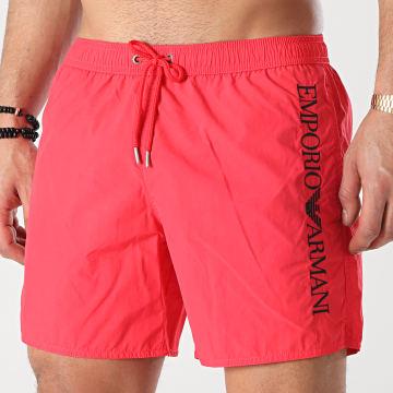 Emporio Armani - Short De Bain 211740-1P422 Rouge