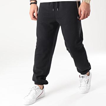 Fred Perry - Pantalon Jogging Loopback T8510 Noir