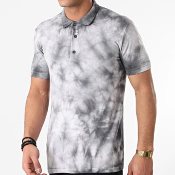 Ikao - Polo Manches Courtes LL357 Gris