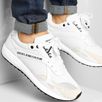 Versace Jeans Couture - Baskets Linea Fondo Runlight E0YWASR4 White