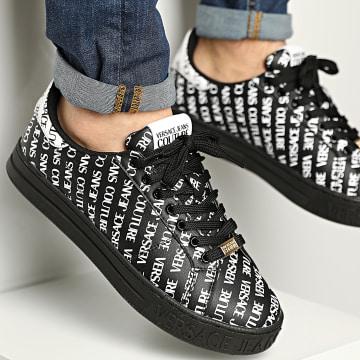 Versace Jeans Couture - Baskets Linea Fondo Court E0YWASK5 Black