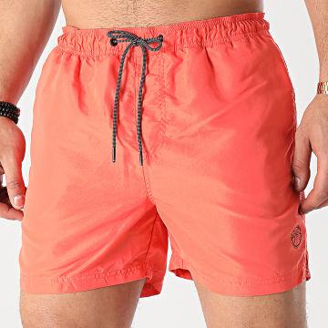 Jack And Jones - Short De Bain Bali Solid Orange