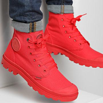 Palladium - Boots Pampa Hi Mono 73089 Red