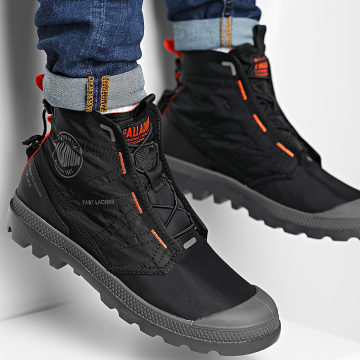 Palladium - Boots Pampa Travel Lite 77039 Black