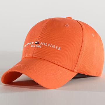 Tommy Hilfiger - Casquette Established 7352 Orange