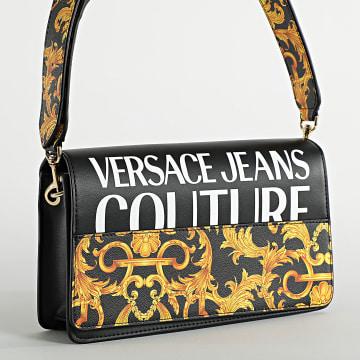 Versace Jeans Couture - Sac A Main Femme Linea G E1VWABG2 Noir Renaissance