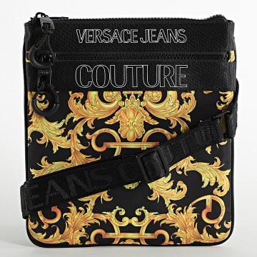 Versace Jeans Couture - Sacoche Linea Macrologo E1YWABA4 Noir Renaissance