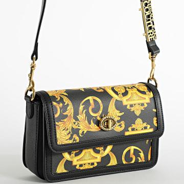 Versace Jeans Couture - Sac A Main Femme Linea M E1VWABM1 Noir Renaissance