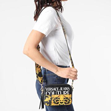 Versace Jeans Couture - Sac A Main Femme Linea G E1VWABG4 Noir Renaissance