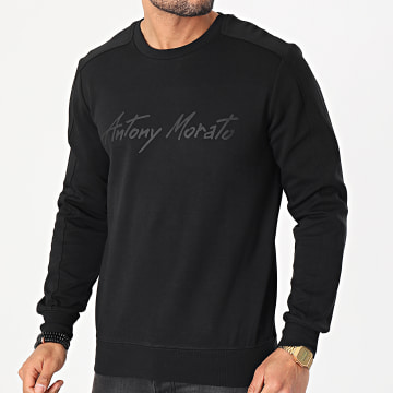 Antony Morato - Sweat Crewneck MMFL00721 Noir