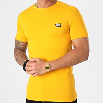 Antony Morato - Tee Shirt MMKS01826 Jaune