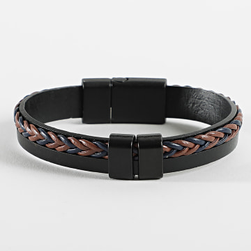 Black Needle - Bracelet BBN-376 Noir