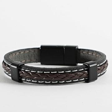 Black Needle - Bracelet BBN-385 Noir