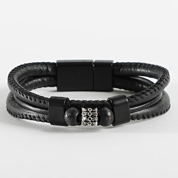 Black Needle - Bracelet BBN-387 Noir