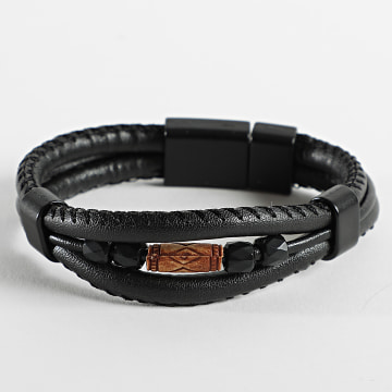 Black Needle - Bracelet BBN-392 Noir