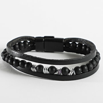 Black Needle - Bracelet BBN-394 Noir