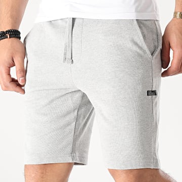 Blend - Short Jogging 20712037 Gris Chiné