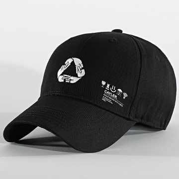 Cayler And Sons - Casquette Iconic Peace Noir