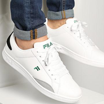 Fila - Baskets Courtstep Low 1011182 White Black
