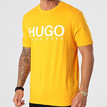 HUGO - Tee Shirt Dolive 50447980 Orange