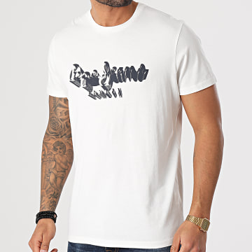 Pepe Jeans - Tee Shirt Anthony PM507730 Ecru