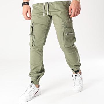 2Y Premium - Jogger Pant B5757 Vert Kaki